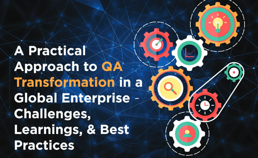 QA transformation in Global enterprises