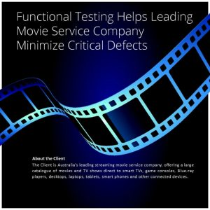 Functional Testing Case Study